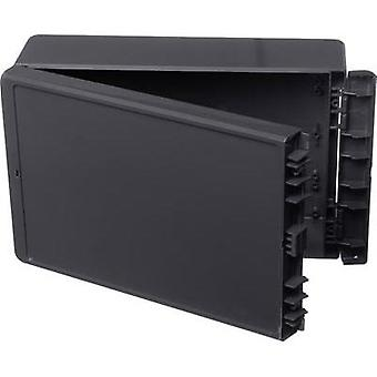 Wall-mount enclosure, Build-in casing 170 x 271 x 90 Acrylonitrile butadiene styrene