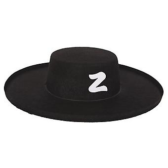 My Other Me Zorro Adult Hat (Costumes)