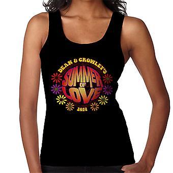 Supernatural Dean And Crowleys Summer Of Love Women's Vest