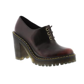 Dr Martens Salome II - Cherry Red Arcadia (Leather) Womens Heels