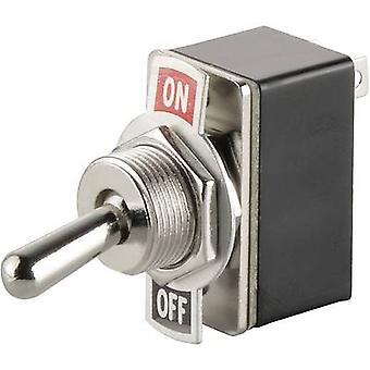 Toggle switch 250 V AC 1.5 A 1 x Off/On SCI R13-2-