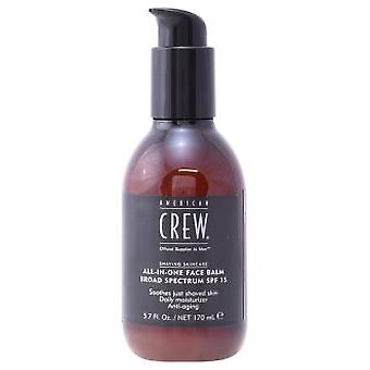 American Crew All-In-One Face Balm Broad Spectrum SPF15