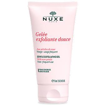 Nuxe Exfoliating Gel with Rose Petals (Cosmetics , Facial , Scrubs)