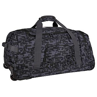 Chiemsee rolling Duffle travel bag sports bag with wheels 5011003