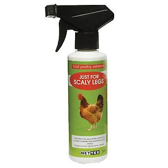 Nettex Just for Scaly Legs 250ml