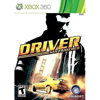 Driver San Francisco - klassikere (Xbox 360)