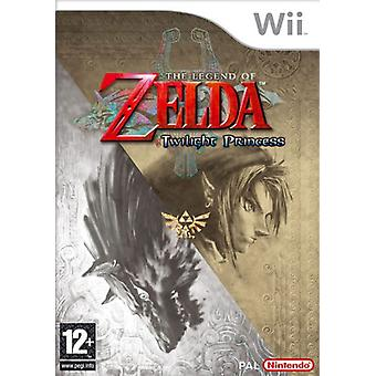 Legenden om Zelda Twilight Princess (Wii)