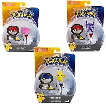 Pokemon Throw 'N' Poke Ball (One Supplied At Random)