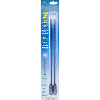 Knit Lite Knitting Needles-Size 7