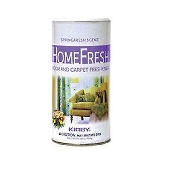 Kirby Homefresh Carpet Deodorizer Spring Fresh