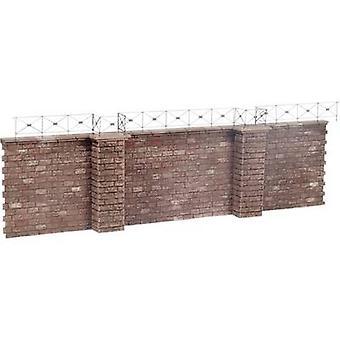 H0 cegły ściany muru oporowego MBZ 80246