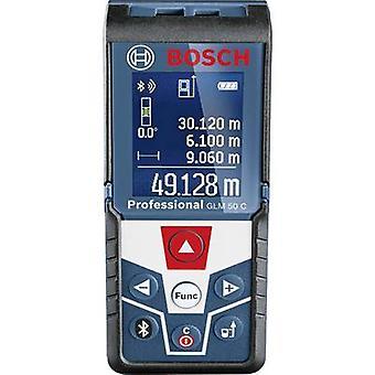 Bosch Professional GLM 50 C Laser range finder 1/4 (6,3 mm) adaptador de tripé