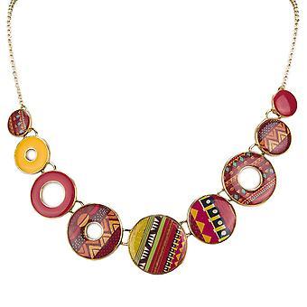 Desigual women's Necklace necklace collar MIA circle 17WAGOG3/7008