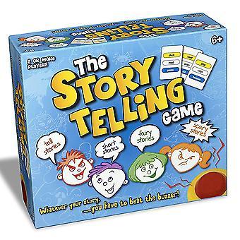 Paul Lamond el juego de contar historia