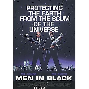 Men in Black Poster  Will Smith, Tommy Lee Jones (New York)