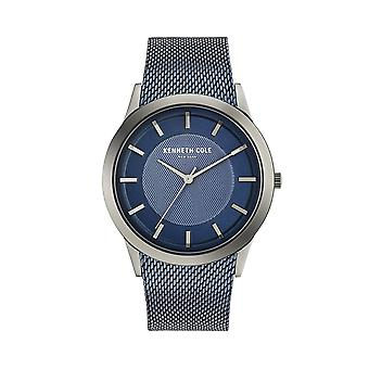 Kenneth Cole New York men's watch wristwatch stainless steel KC50566004