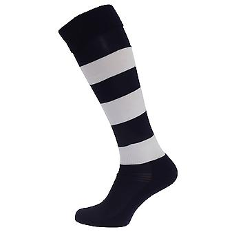 Apto Kinder/Kids Hooped Fußball Socken