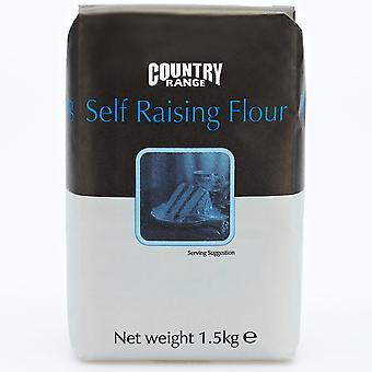 Land reichen selbst heben Mehl