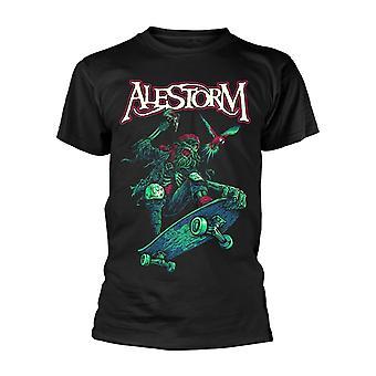 Alestorm Pirate Pizza Party T-shirt