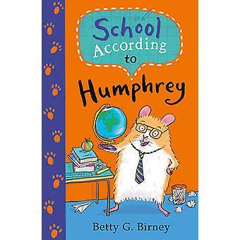 Skolen etter Humphrey (hoved) av Betty G. Birney - 978057132834