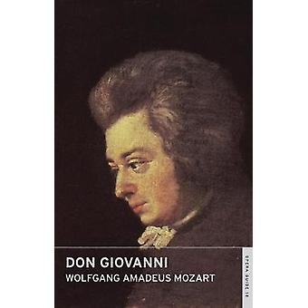 Don Giovanni by Wolfgang Amadeus Mozart - 9780714544533 Book