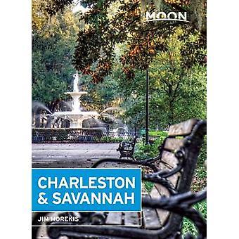Moon Charleston & Savannah by Jim Morekis - 9781631214141 Book