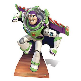 Buzz Lightyear Wings Extended Style Lifesize Cardboard Cutout / Standee (Toy Story)