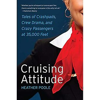 Cruising Attitude: Tales of Crashpads, Crew Drama, and Crazy Passengers at 35,000 Feet