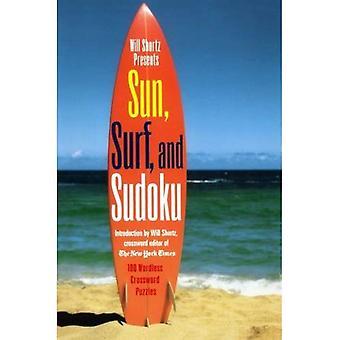 Will Shortz esittelee Sun, Surf ja Sudoku: 100 sanaton ristisanatehtävä palapelit (Will Shortz esittelee...)