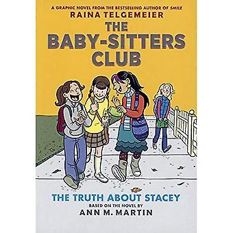 Der Babysitter-Club 2: Die Wahrheit über Stacey (Babysitter Club Graphix)