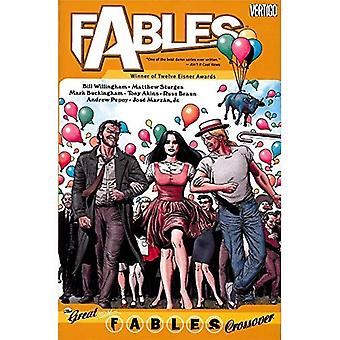The Great Fables Crossover