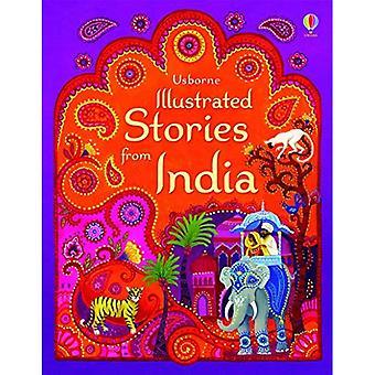 Kuvitettuja tarinoita Intiasta (kuvitettu tarina kokoelmat)