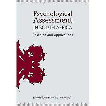 Psychological Assessment in South Africa: Research and Applications