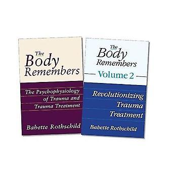Het lichaam onthoudt deel 1 en deel 2, twee-boek Set