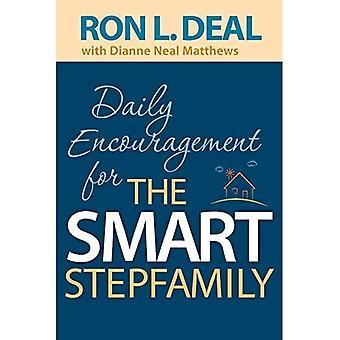 Encouragement quotidien pour la famille recomposée intelligente