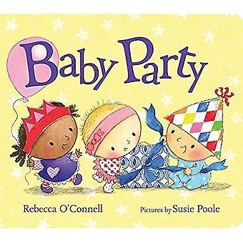 Baby partij [Board boek]