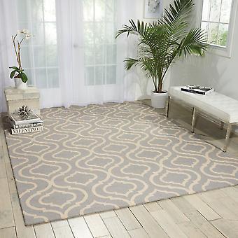 LIN15 lineal plata rectángulo alfombras alfombras modernas