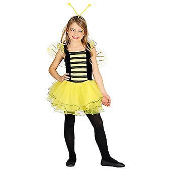 Mädchen kleine Biene Kostüm Kostüm