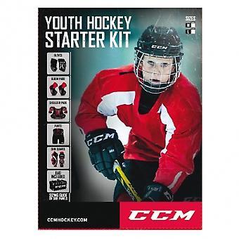 CCM Ungdom Hockey Starter Kit