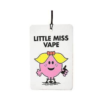 Little Miss Vape Car Air Freshener