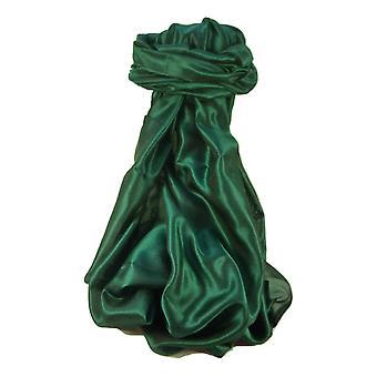 Varanasi zijde lange sjaal erfgoed bereik JWALI 1 door Pashmina & Silk