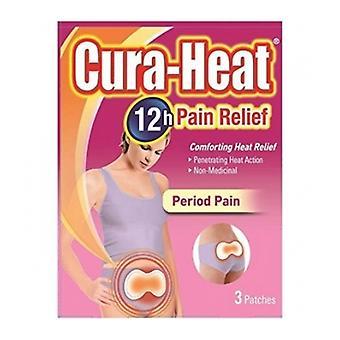 Cura-varme perioden smerte 3