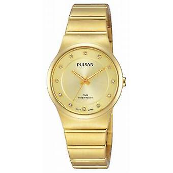 Pulsar Womens oro PVD placcato PH8170X1 Watch