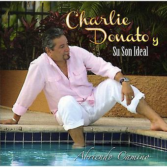 Donato, Charlie Y Su Son Ideal - Abriendo Camino [CD] USA import