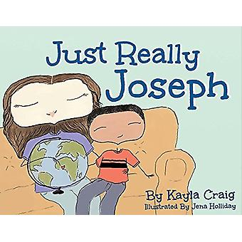 Just Really Joseph - A Children's Book about Adoption - Identity - and