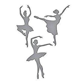 Spellbinders Die D-Lites Just Dance (S3-294)