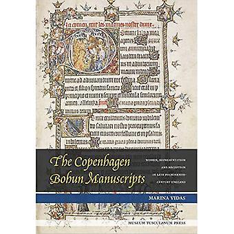 Köpen hamns Bohun hand skrifter: kvinnor, representation och Receptiona i fjortonde-talets England