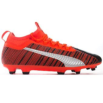 Puma One 5.3 FG/AG Firm Ground Mens Adults Football Boot Anthem Pack