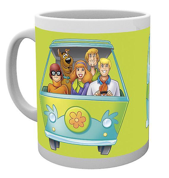 Scooby Doo mysteriet vogn Boxed drikke krus