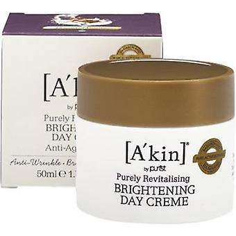 A'kin Purely Revitalising Brightening Day Creme